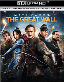 Great Wall, The (4K UHD Review)