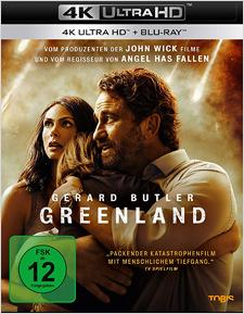 Greenland (German Import) (4K UHD Review)
