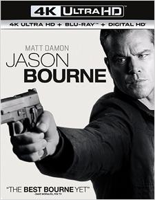 Jason Bourne (4K UHD Review)