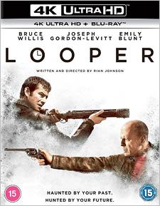 Looper (UK Import) (4K UHD Review)
