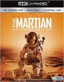 Martian, The: Extended Edition (4K UHD Review)