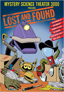 Mystery Science Theater 3000: The Lost and Found Collection (DVD Review)