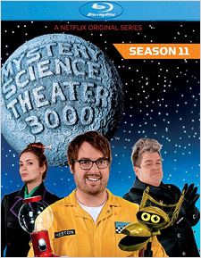 Mystery Science Theater 3000: Season 11 (Blu-ray Review)