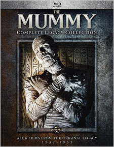 Mummy, The: Complete Legacy Collection (Blu-ray Review)