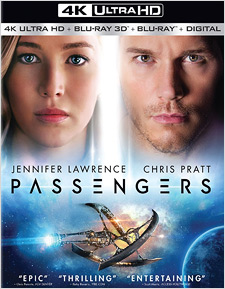 Passengers (4K UHD Review)