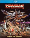 Piranha II: The Spawning (Blu-ray Review)