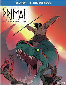 Primal: The Complete First Season (Blu-ray Review)