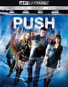 Push (4K UHD Review)