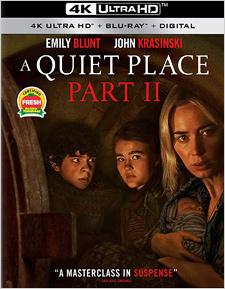 Quiet Place, A: Part II (4K UHD Review)