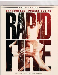 Rapid Fire (Blu-ray Review)