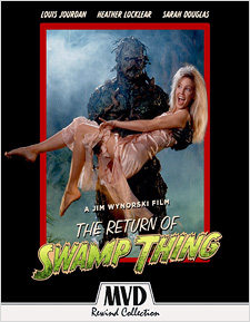 Return of Swamp Thing, The: 30th Anniversary Special Collector's Edition (Blu-ray Review)