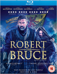 Robert the Bruce (UK All Region) (Blu-ray Review)