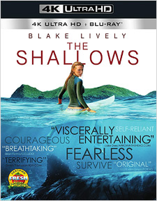 Shallows, The (4K UHD Review)