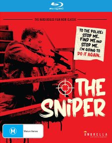 Sniper, The (1952) (Blu-ray Review)