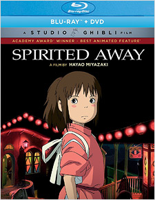 Spirited Away (Blu-ray Review)