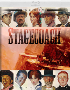 Stagecoach (1966) (Blu-ray Review)
