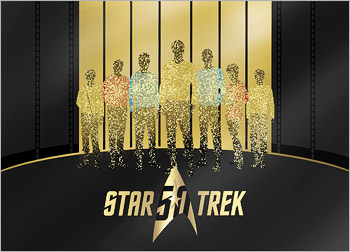 Star Trek: 50th Anniversary TV and Movie Collection