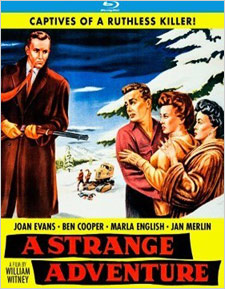 Strange Adventure, A (Blu-ray Review)