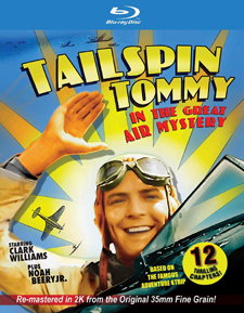 Tailspin Tommy in the Great Air Mystery (Blu-ray Review)