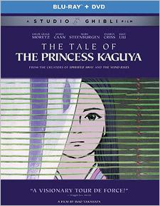 Tale of the Princess Kaguya, The (Blu-ray Review)