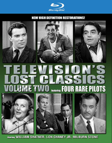 Television's Lost Classics: Volume Two (Blu-ray Review)