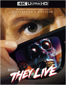 They Live: Collector's Edition (4K UHD Review)