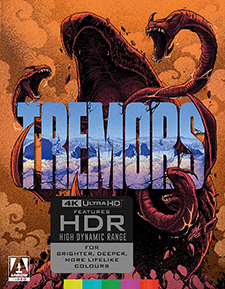 Tremors: Limited Edition (4K UHD Review)