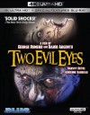 Two Evil Eyes (4K UHD Review)