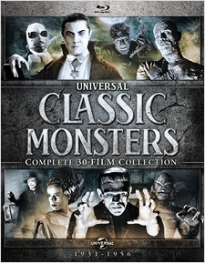 Universal Classic Monsters: Complete 30-Film Collection (Blu-ray Review)
