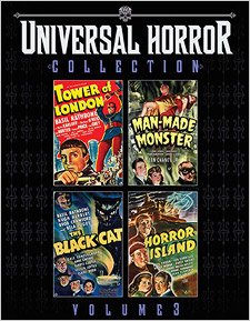 Universal Horror Collection: Volume 3 (Blu-ray Review)