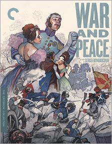 War and Peace (aka Voyna i mir – 1966) (Blu-ray Review)