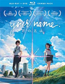 Your Name (Kimi no Na wa) (Blu-ray Review)